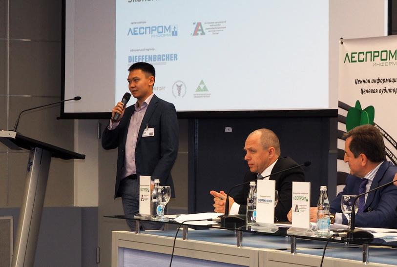 Комментарий из зала вне заявленной программы от представителя Strategy Partners Group Мигмера Кетинова