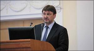 Владимир Лебедев, руководитель Федерального агентства лесного хозяйства