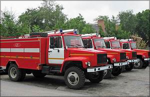 Пожарная техника для лесных хозяйств (ГАУ РО «Лес») ежегодно закупается на средства областного бюджета