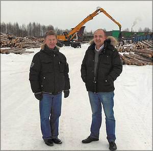 Валентин Ругачев, исполнительный директор, и Всеволод Копычев, директор, ООО «Астар»