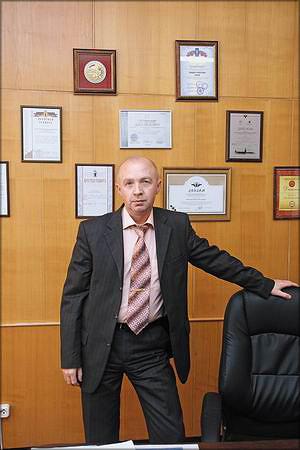 """Виктор Прозуменщиков, генеральный директор ОАО """"ТД «Русьмебель»"""""""