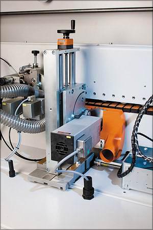 Пазовальный агрегат (опция)