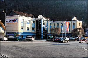 Офис компании Polytechnik в городке Вайссенбах-на-Тристинге