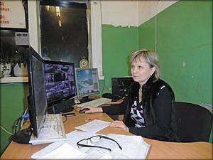 Начальник комплекса ДВП Екатерина Бестужева