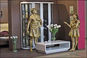 Стенд «Ульяновского мебельного комбината» на выставке FIDExpo