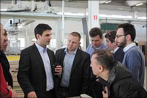 Глава представительства SCM Group в странах СНГ Борис Чернышев рассказывает о работе станков SCM на фабрике детской мебели Ferri Mobili