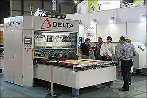 Стенд компании Delta