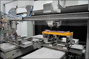 Сверлильно-пазовальный центр с ЧПУ Balestrini Twister производства CMS Industries (SCM Group)