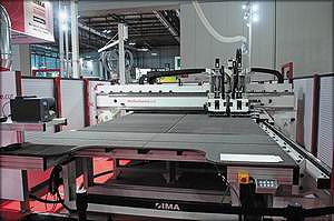 Станок для раскроя плит Performance Cut (IMA Klessman)