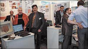 Стенд компании «ПолиСОФТКонсалтинг» на выставке ZOW