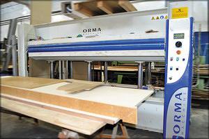 Оборудованием Orma на предприятии довольны – качество обработки высокое