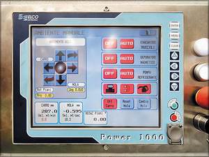 ПУ с микропроцессором и ЖК-дисплеем