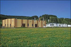 Завод SAB в Бад-Берлебурге (Германия)