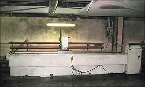 Cтанок i20 300. Длина магнитной плиты – 3000 мм