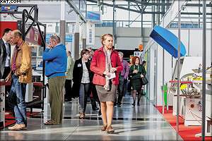 Выставка LESPROM-URAL Professional