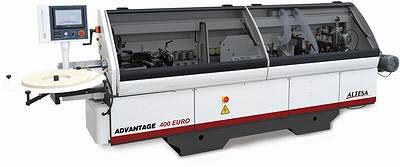 Автоматический кромкооблицовочный станок Altesa Advantage 400 Euro