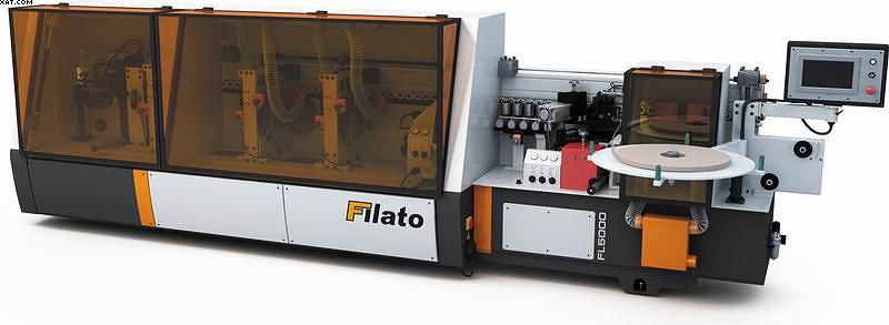 Кромкооблицовочный станок Filato FL-5000
