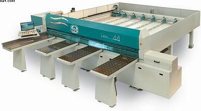 Раскроечный центр с ЧПУ LINEA 110/44, производство ACM S.r.L., Italia