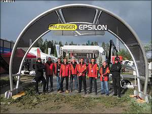 Команда Palfinger Epsilon
