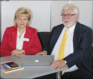 Ирина Шестак и д-р Ваничек (Muehlboeck Vanicek)