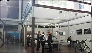 Стенд компании Altendorf на выставке LESPROM-URAL Professional