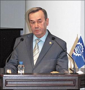 Член Общественной палаты РФ Виктор Грачев