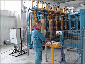 Словенские специалисты подготовили белорусских операторов, которые будут обслуживать современное высокопроизводительное оборудование