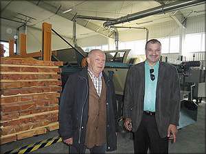Павел Городник и Франц Валдхубер: «Мы рады взаимовыгодному сотрудничеству»