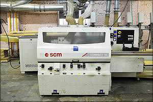 Четырехсторонний станок SCM Compact XL