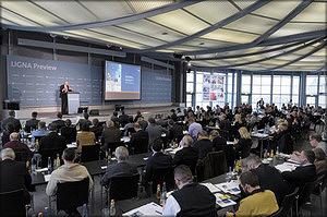 Пресс-конференция Ligna Preview 2015