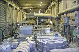 Цех производства бумаги-основы: БДМ-1 Metso Paper