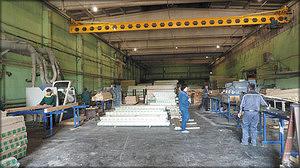 Цех по производству погонажных изделий