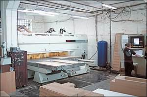 Двухшпиндельный обрабатывающий центр Ergon Basic (SCM Group)