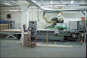 Одношпиндельный обрабатывающий центр Rover A 2231 GFT (Biesse Group)