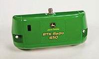 Рис. 1. Радиомодем от компании John Deere для лесозаготовительной техники