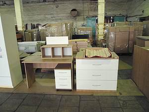 Мебель из линейки Polini