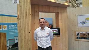 Виталий Гербольд, начальник отдела продаж по СНГ компании Hans Hundegger AG