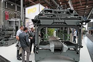 Лесопильное оборудование EWD