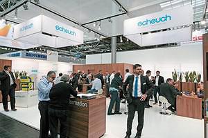 Стенд компании Scheuch. Аспирационное оборудование
