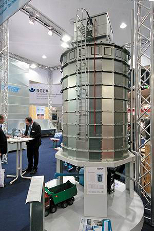 Аспирационное оборудование Nestro Lufttechnik