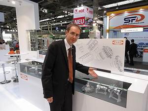 Кшиштоф Вишневски, менеджер по экспорту дереворежущего инструмента FABA