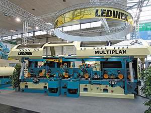 Профилирующий станок Ledinek Multiplan