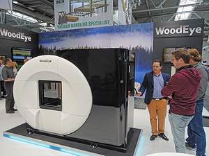 Сканер WoodEye