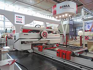 Обрабатывающий центр BIMA Gx50/E/L