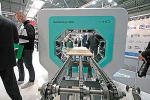 Сканер Microtec Goldeneye 600