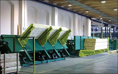 Рис. 9. Наклонно-опрокидывающие механизмы TC Maschinenbau