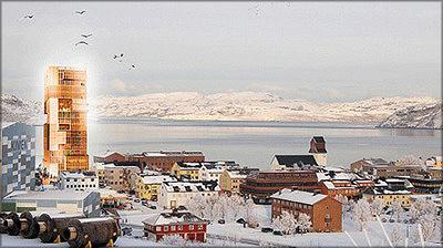 Barentshus (Киркенес, Норвегия)