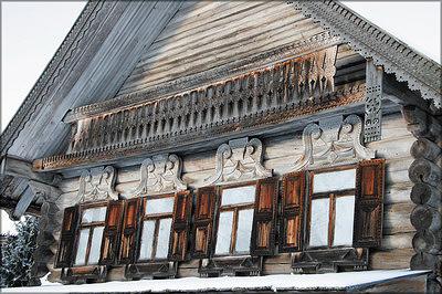 Витославлицы – Новгородский музей народного деревянного зодчества