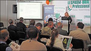 Семинар журнала «ЛесПромИнформ» и ИАА «Инфобио » по биоэнергетике