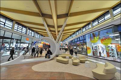 G3 Shopping Resort: экстерьер и интерьер здания